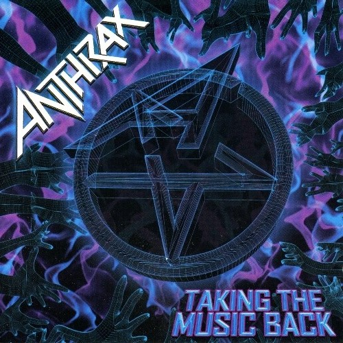 Anthrax - Taking The Music Back (2003) [CDS]