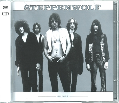 Steppenwolf - Silver - 1997 (REP 4640-WR)