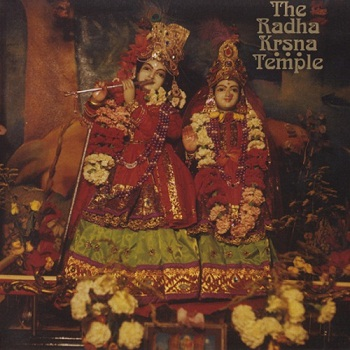 The Radha Krsna Temple - The Radha Krsna Temple [Reissue 2010] (1971)