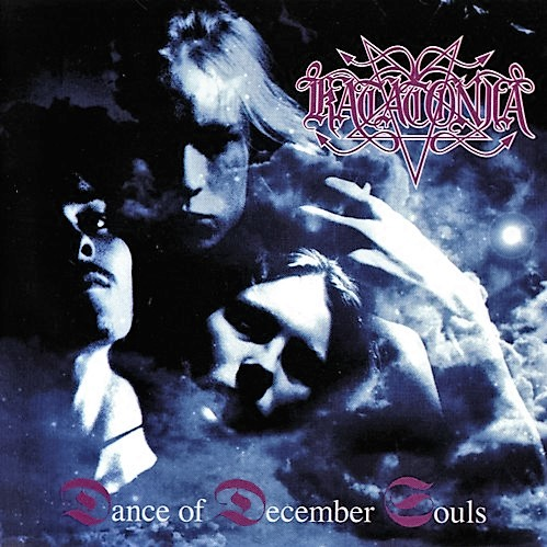 Katatonia - Dance Of December Souls (1993) [Remastered 2007]