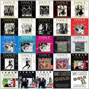 VA - Dance Classics - Collection [85 Albums & Box Sets] (1988-2013)