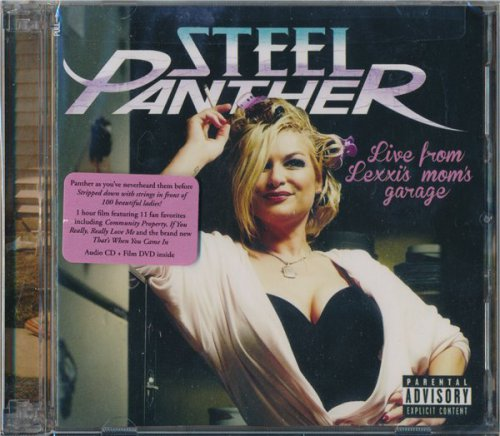 Steel Panther - Live From Lexxi's Mom's Garage (2016)