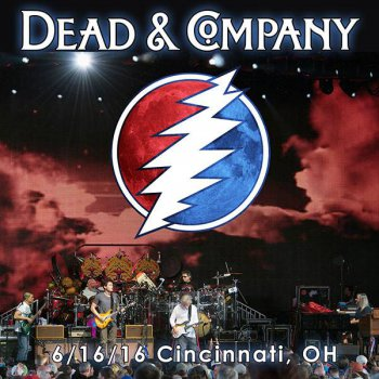 Dead & Company - 2016-06-16 Riverbend Music Center, Cincinnati, Ohio (2016)