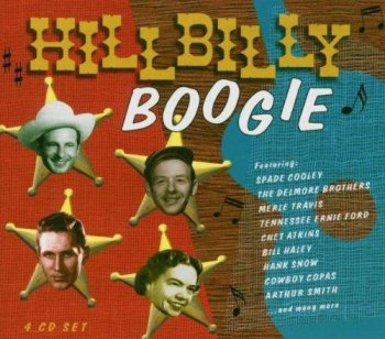VA - Hillbilly Boogie [4CD Box Set] (2002)