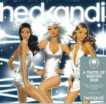 VA - Hed Kandi: A Taste of Winter 2008 (2007)