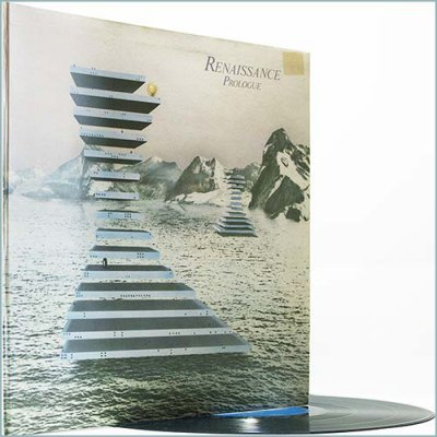 Renaissance - Prologue (1972) (Vinyl)