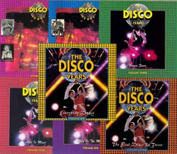 VA - The Disco Years Vol. 1-7 (1990-1995) [Remastered]