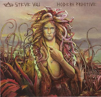 Steve Vai - Modern Primitive / Passion & Warfare (25th Anniversary Edition) (2016)