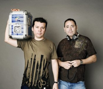 The Crystal Method - Studio Albums Discography (1997-2014)