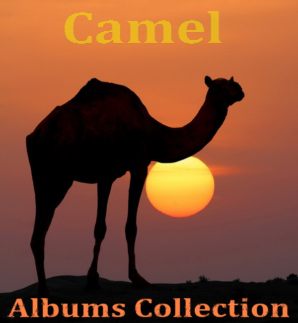 Camel: Albums Collection - 9 Albums Jewel Case SHM-CD ● 3 Albums Platinum SHM-CD ● 8 Albums Mini LP SHM-CD