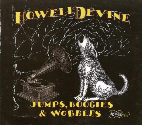 HowellDevine - Jumps, Boogies & Wobbles (2013)