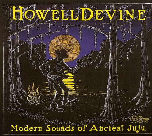 HowellDevine - Modern Sounds of Ancient Juju (2014)