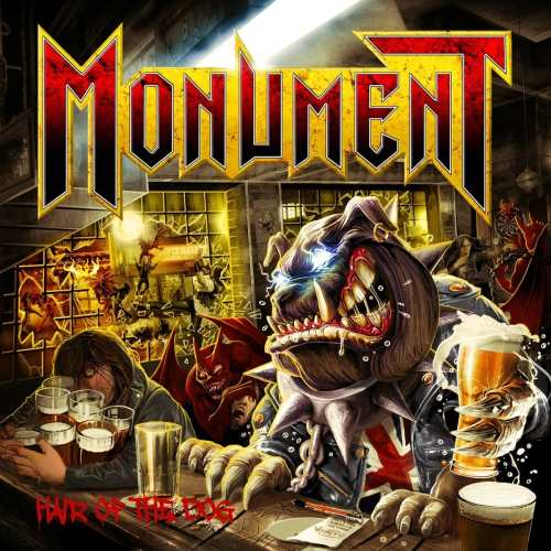 Monument - Hair Of The Dog (2016)