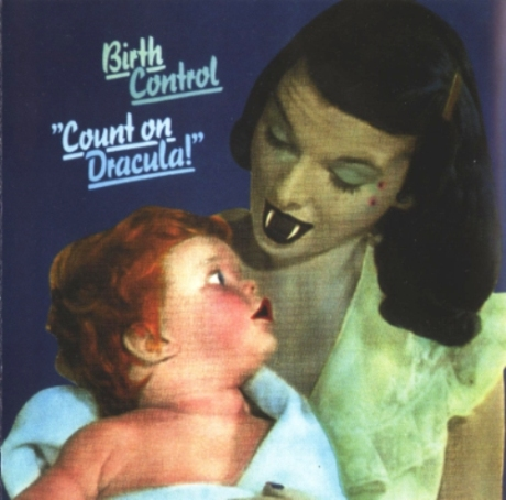 Birth Control - Count On Dracula (1980) [Reissue 1996]