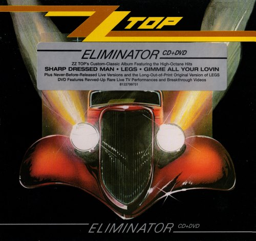 ZZ Top - Eliminator [Collector's Edition] (1983) [2008]