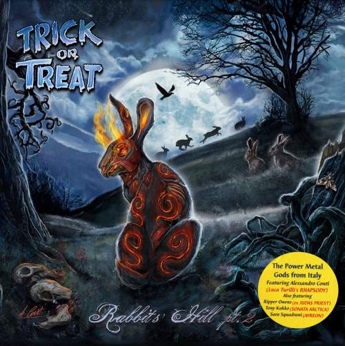 Trick Or Treat - Rabbits' Hill [Pt.2] (2016)