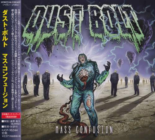 Dust Bolt - Mass Confusion [Japanese Edition] (2016)