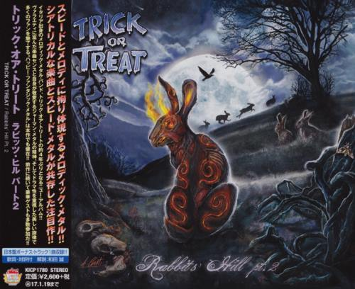 Trick Or Treat - Rabbits' Hill [Pt.2] [Japanese Edition] (2016)