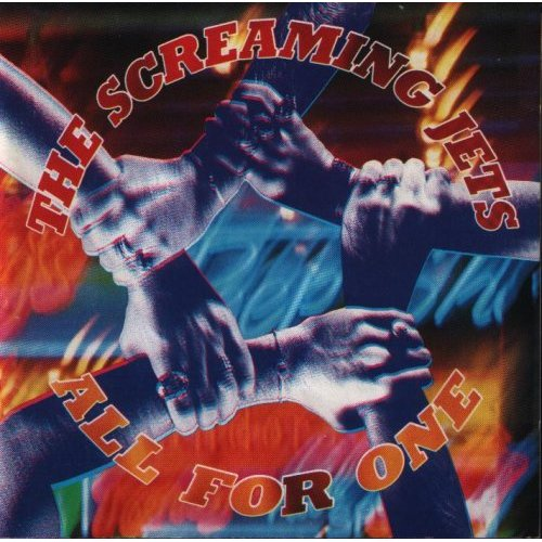 The Screaming Jets - All For One (1991)