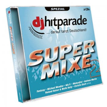 VA - DJ Hitparade Supermixe 2 [2CD Box Set] (2016)