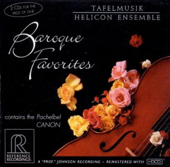Tafelmusik / Helicon Ensemble - Baroque Favorites (2001) [Remastered]