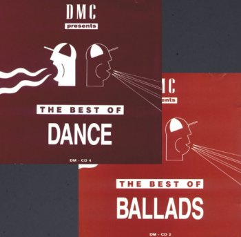 VA - DMC Presents: The Best Of Dance & Ballads (1989)