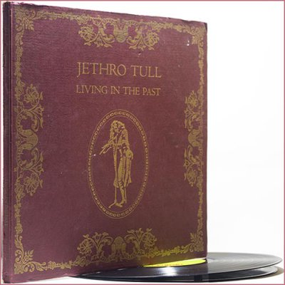 Jethro Tull - Living In The Past (1972) (Vinyl 2LP)