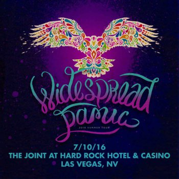 Widespread Panic - 2016-07-10 - The Joint at Hard Rock Hotel & Casino - Las Vegas, NV (2016)