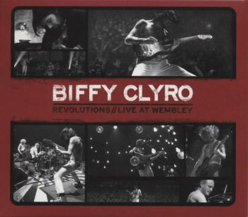 Biffy Clyro - Revolutions: Live At Wembley [2CD Limited Edition Box Set] (2011)