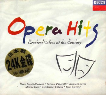 VA - Opera Hits With The Greatest Voices of the Century [2CD Box Set] (1996)
