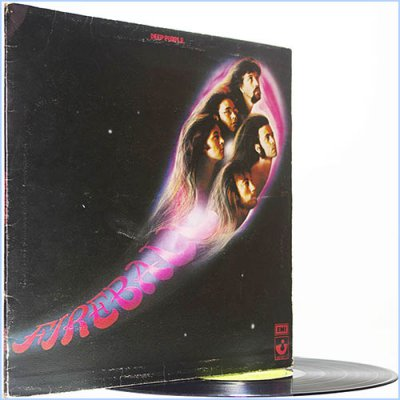 Deep Purple - Fireball (1971) (Vinyl 1st Press)