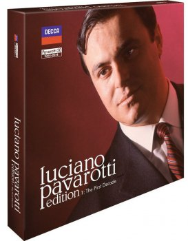 Luciano Pavarotti - Edition 1: The First Decade [27 CD Remastered Box Set] (2014)