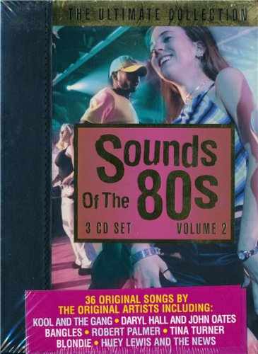 VA - Sounds Of The 80-s (3 CD Set Vol.2 2005)