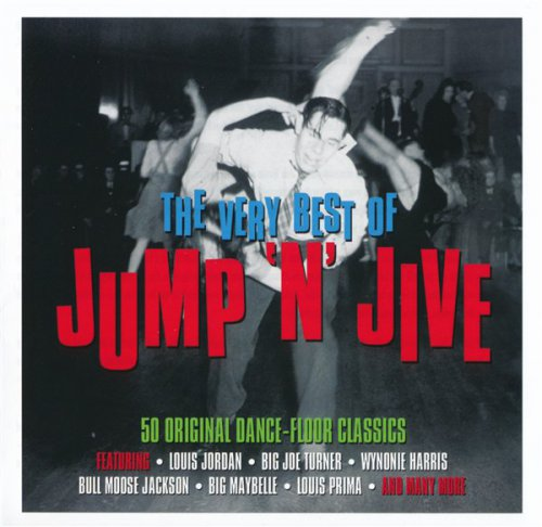 VA - The Very Best Of Jump N' Jive (2015)