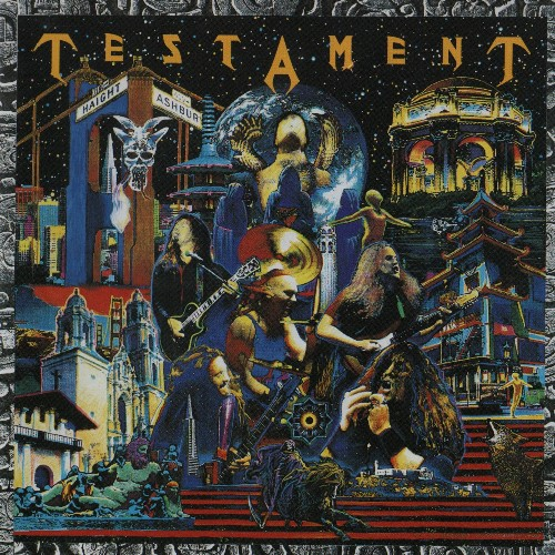 Testament - Live At The Fillmore (1995) [Japanese Edition]
