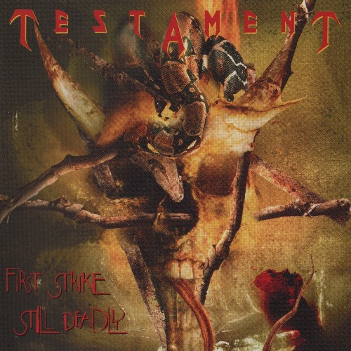 Testament - First Strike Still Deadly (2001) [Japanese Edition]