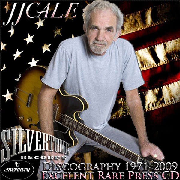 J.J. CALE «Discography» (18 x CD • RARE Press • 1971-2009)