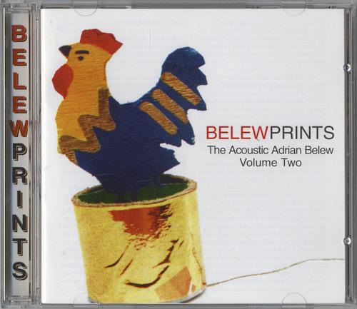 Adrian Belew - Belewprints (1998)