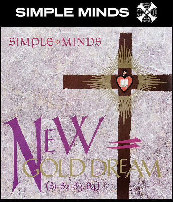 Simple Minds: 1982 New Gold Dream 6 Discs Box 2016 + Blu-ray Audio