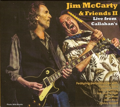 Jim McCarty & Friends II - Live from Callahan's (2016)