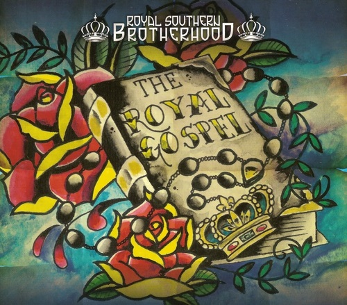 Royal Southern Brotherhood - The Royal Gospel (2016)