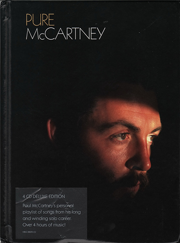 Paul McCartney - Pure McCartney [Deluxe Edition] (2016)