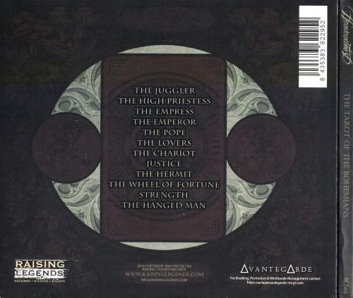 Heavenwood - The Tarot Of The Bohemians [Pt.1] (2016)