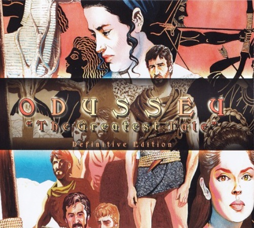 VA - Odyssey The Greatest Tale [3CD] (2005)