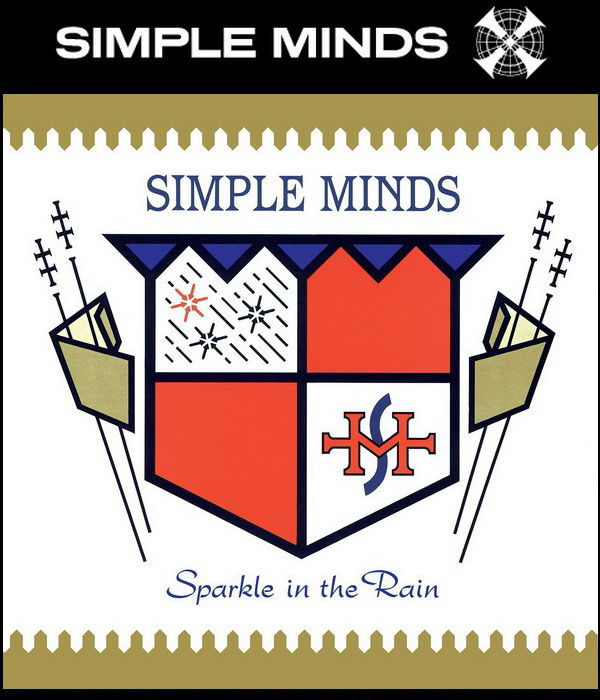 Simple Minds: 1983 Sparkle In The Rain 5 Discs Box 2015 + Blu-ray Audio