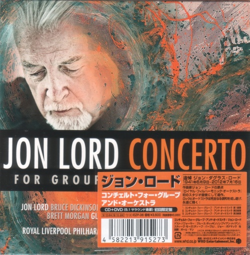 Jon Lord - Concerto For Group And Orchestra [Japanese Edition] (2012)