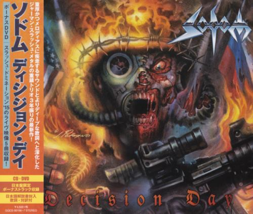 Sodom - Decision Day  [Japanese Edition] (2016)