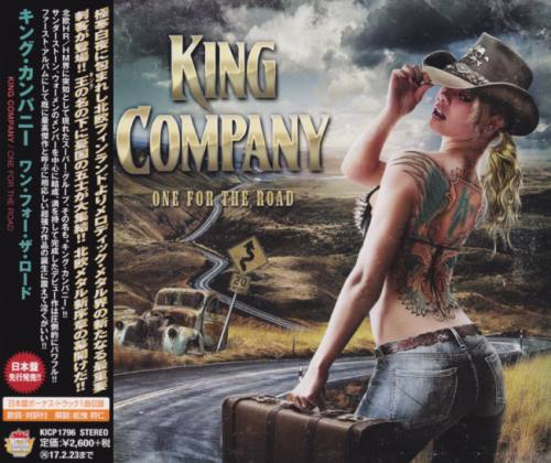 King Company - One For The Road [Japanese Edition] (2016)