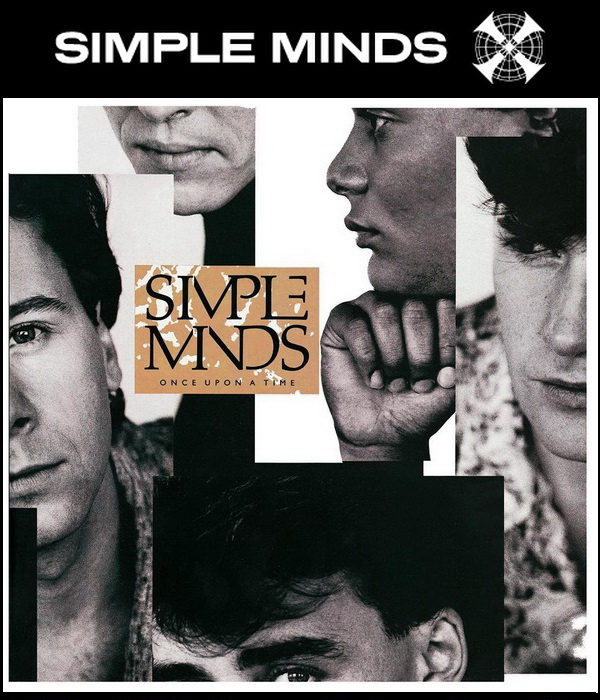 Simple Minds: 1985 Once Upon A Time 6 Discs Box 2015 + Blu-ray Audio