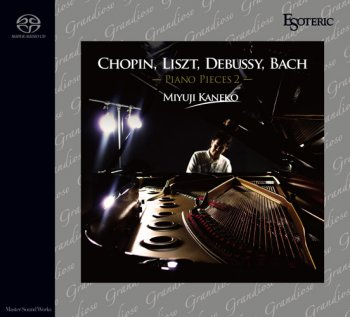 Miyuji Kaneko - Chopin, Lizst, Debussy, Bach, Busoni (2014) [SACD]